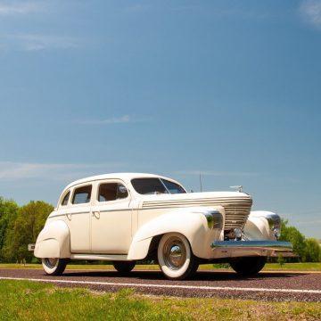 1939 Graham Series 97 Sedan na prodej