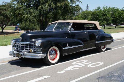 1946 Cadillac Fleetwood Convertible na prodej