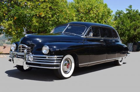 1949 Packard Super Eight na prodej