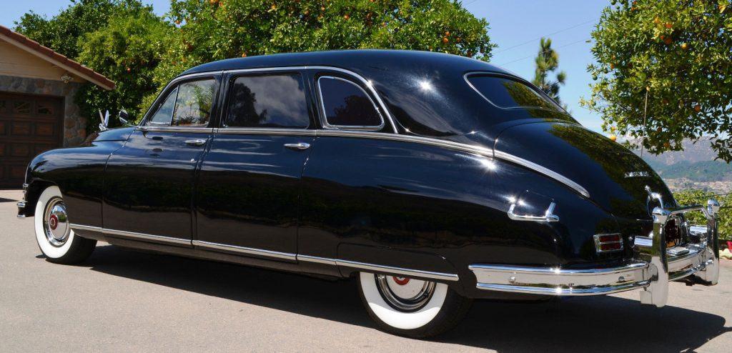1949 Packard Super Eight
