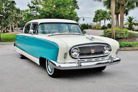 1955 Nash Ambassador na prodej