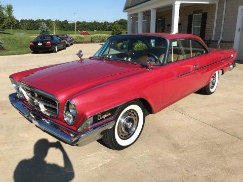 1962 Chrysler 300H na prodej