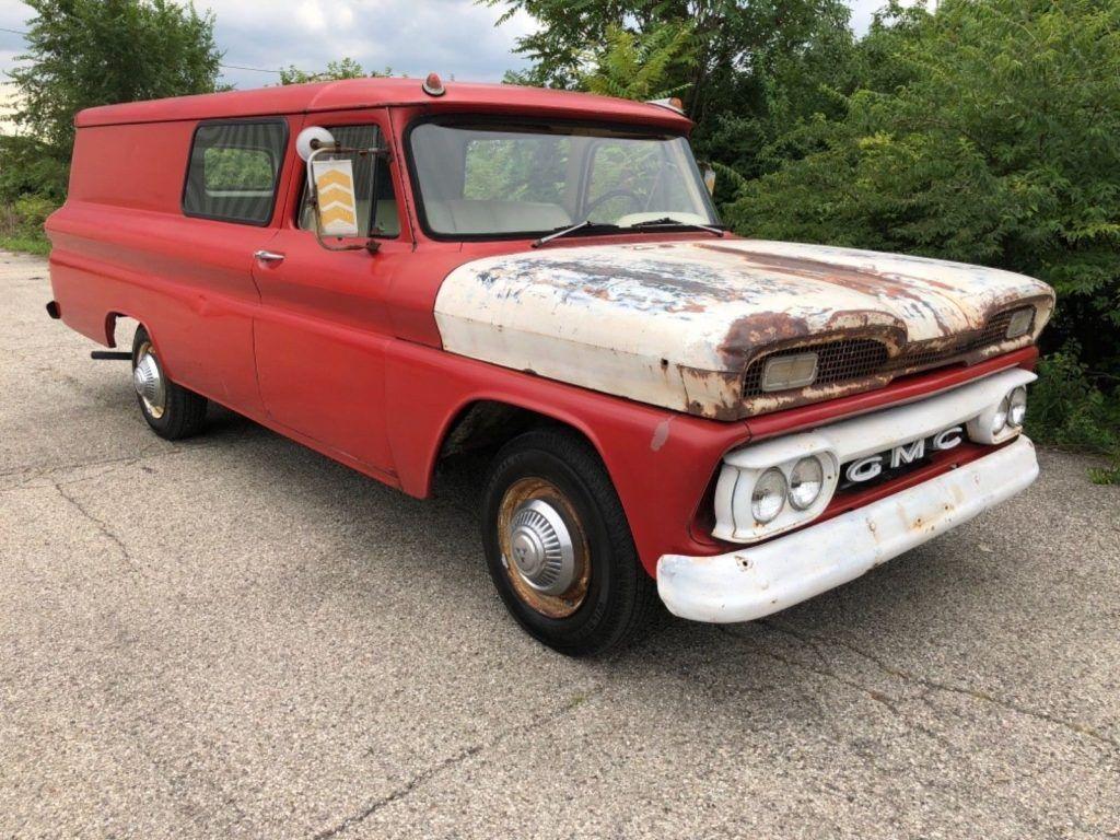 1965 GMC Panel Truck