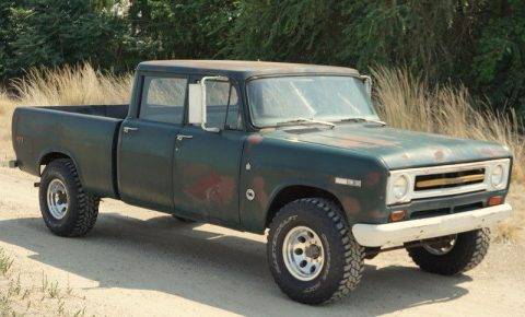 1970 International Harvester Travelette 1200 na prodej