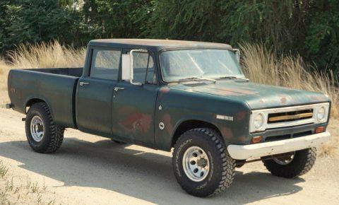 1970 International Harvester Travelette 1200 na prodej