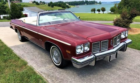 1975 Oldsmobile Delta Eighty-Eight Convertible na prodej