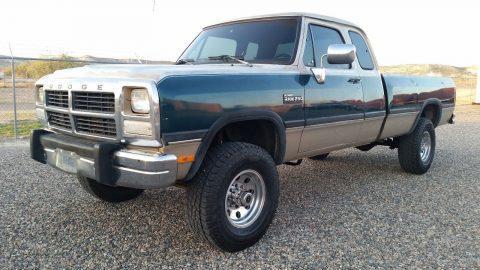 1993 Dodge W250 na prodej