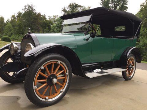 1917 Willys Overland 85-4 na prodej