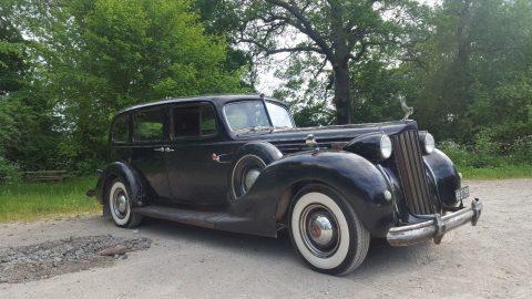 1939 Packard Model 1708 na prodej