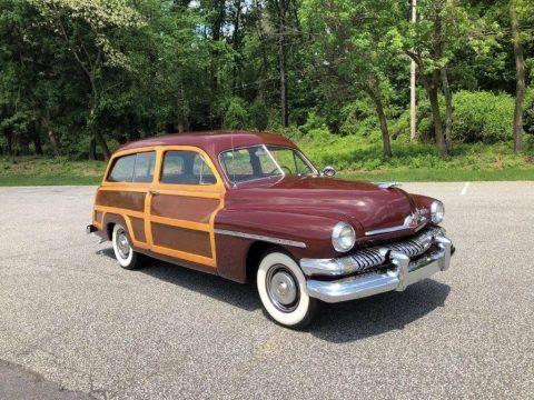 1951 Mercury Wagon na prodej