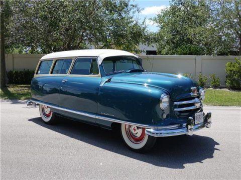 1952 Nash Rambler na prodej