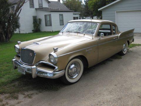 1957 Studebaker Silver Hawk na prodej