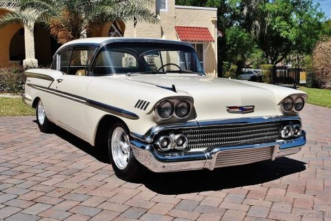 1958 Chevrolet Bel Air na prodej