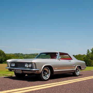 1963 Buick Riviera na prodej