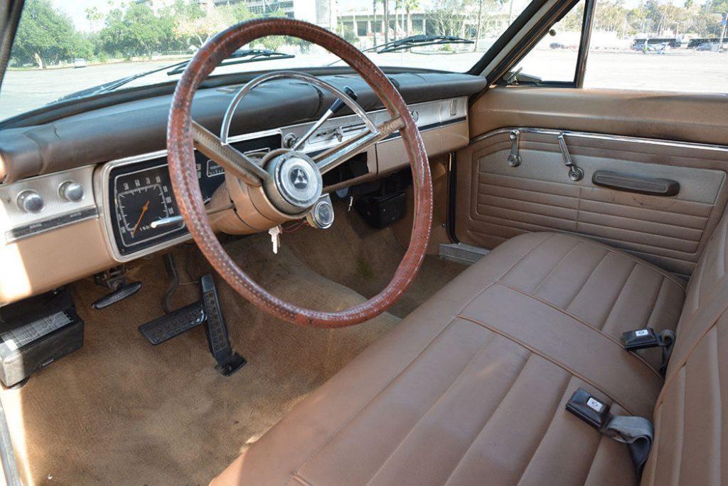 1966 Plymouth Valiant