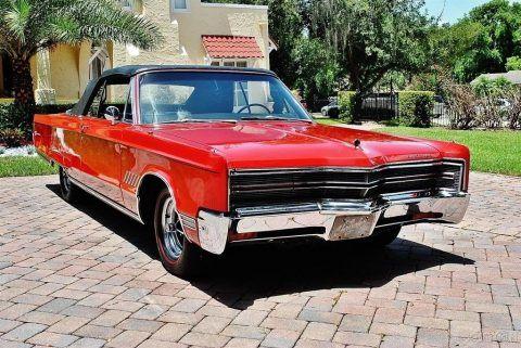 1968 Chrysler 300 Convertible na prodej