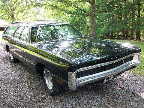 1970 Plymouth Fury na prodej