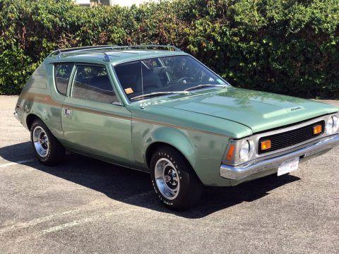 1972 AMC Gremlin X na prodej