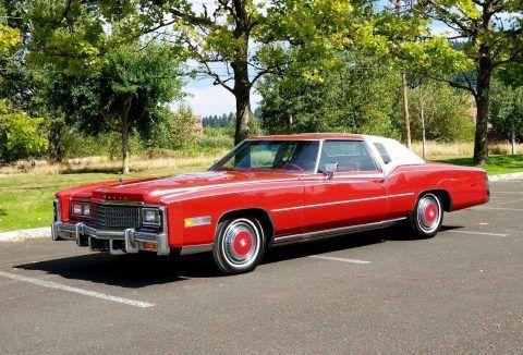 1978 Cadillac Eldorado Biarritz na prodej