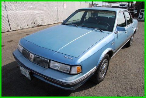 1989 Oldsmobile Cutlass na prodej