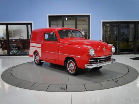1950 Crosley Sedan Deliver na prodej