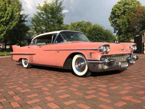 1958 Cadillac Sedan DeVille na prodej