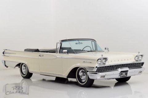 1959 Mercury Park Lane Convertible na prodej