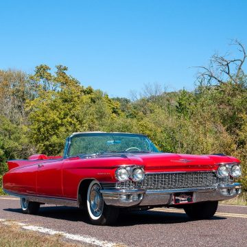 1960 Cadillac Eldorado Biarritz Convertible na prodej