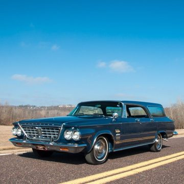 1963 Chrysler New Yorker Town & Country na prodej