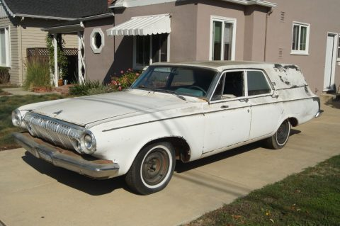 1963 Dodge Polara 330 na prodej