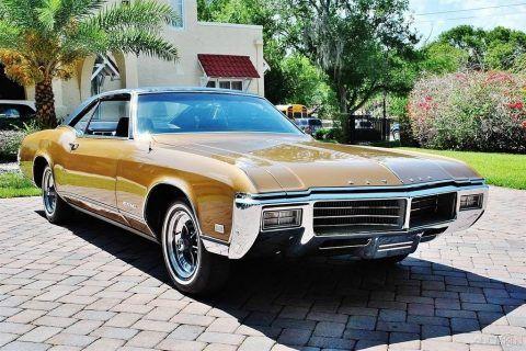 1969 Buick Riviera na prodej