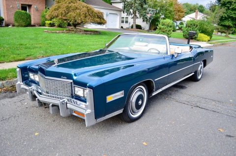 1976 Cadillac Eldorado Convertible na prodej