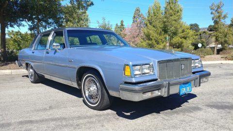 1983 Buick Electra na prodej