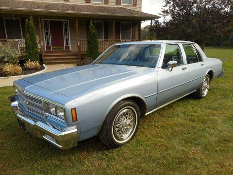 1984 Chevrolet Impala na prodej