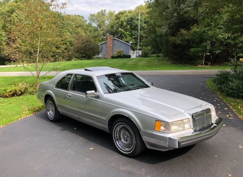 1986 Lincoln Mark VII na prodej