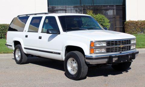 1993 Chevrolet Suburban na prodej