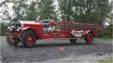1927 American LaFrance Fire Truck na prodej