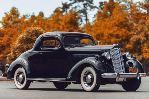 1936 Packard 120 Business Coupe na prodej