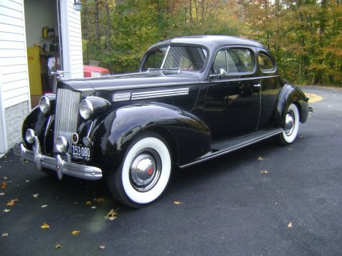 1939 Packard Club Coupe na prodej