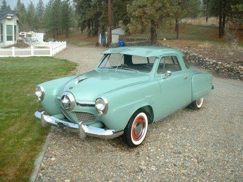 1950 Studebaker Champion Deluxe na prodej