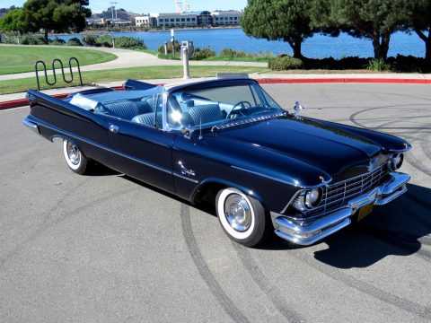 1957 Imperial Crown Convertible na prodej