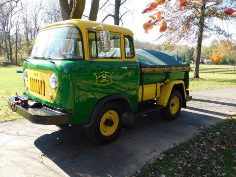 1961 Willys Jeep F/C 150 na prodej