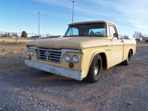 1962 Dodge D100 na prodej