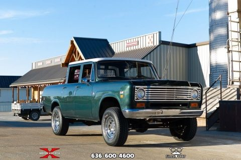 1974 International Harvester Wagonmaster na prodej