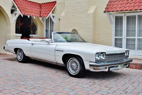 1975 Buick LeSabre Convertible na prodej