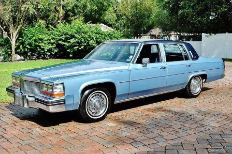 1980 Cadillac DeVille na prodej