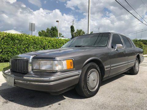 1991 Lincoln Town Car na prodej