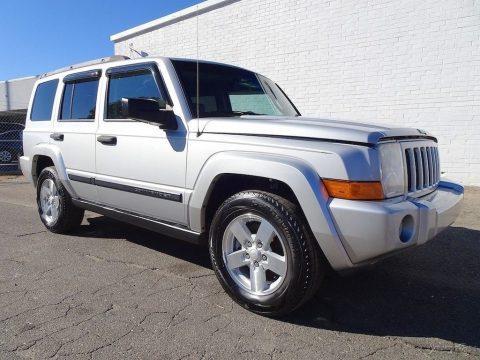 2006 Jeep Commander na prodej
