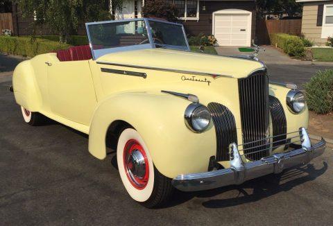1941 Packard 120 Convertible na prodej
