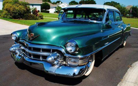 1953 Cadillac Fleetwood na prodej